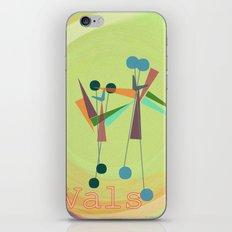 VALS iPhone & iPod Skin
