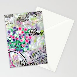 Paris by Jan Marvin Stationery Cards
