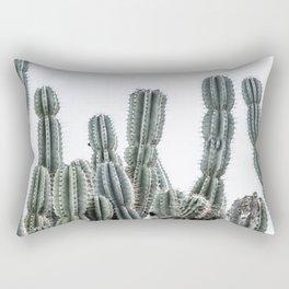 Minimalist Cactus Rectangular Pillow