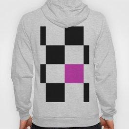 Hot Pink Checkerboard Hoody