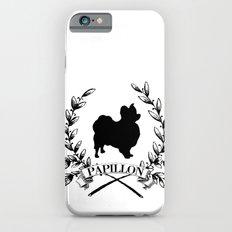 Papillon Love iPhone 6s Slim Case