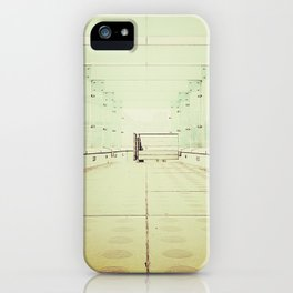 Glass House iPhone Case