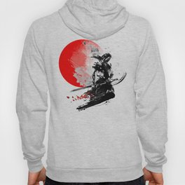 Japanese Warrior Hoody