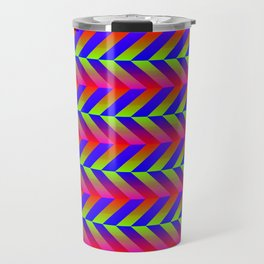 Zig Zag Folding Travel Mug