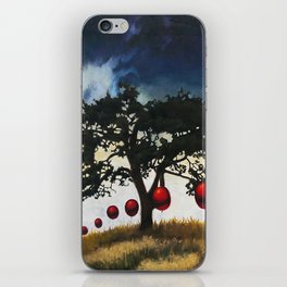 March of the Red Balloons #8 iPhone Skin