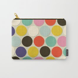 chelsea spot cream Carry-All Pouch
