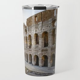 The Colosseum of Rome Travel Mug
