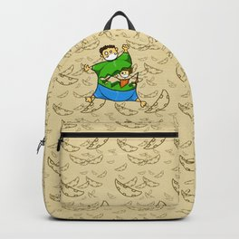 Happy Easter Backpack
