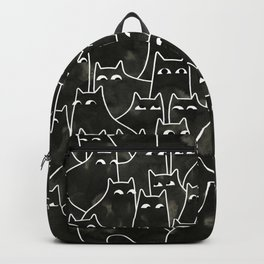 Suspicious Cats Backpack