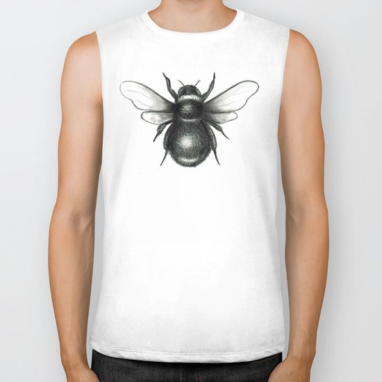 Bumblebee Biker Tank