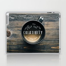 Get the creativity flowing #society6 Laptop & iPad Skin
