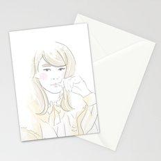 Françoise Hardy Stationery Cards