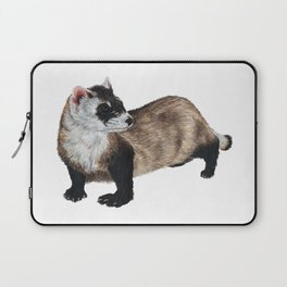 Black-Footed Ferret Laptop Sleeve