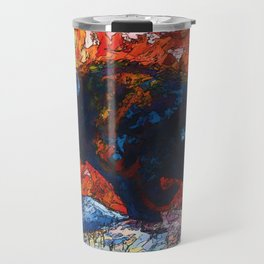 Wild the Storm Travel Mug