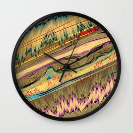 rocks III Wall Clock