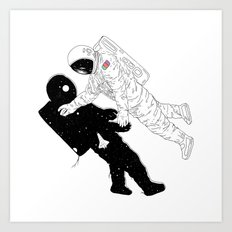 Self-Discovery Art Print