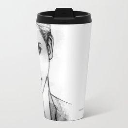 BARBARA PALVIN: THE FACE Travel Mug