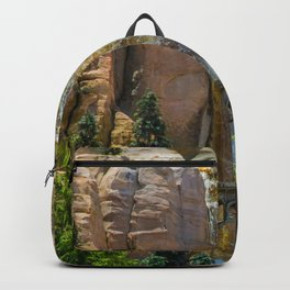 Bridge Over Troubled Water Backpack