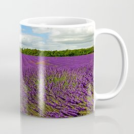 Lavender Landscape (Version 1)  Coffee Mug