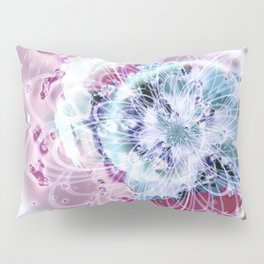 Fractal Whimsy Pillow Sham