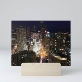 Rooftopping Mini Art Print