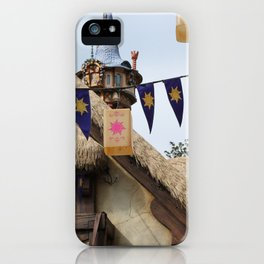 Tangled Tower iPhone Case