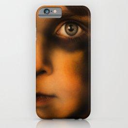 The Vampire stare iPhone Case