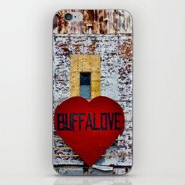 Buffalo Love iPhone Skin