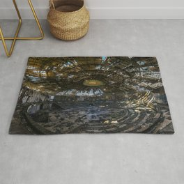Forget your past Rug