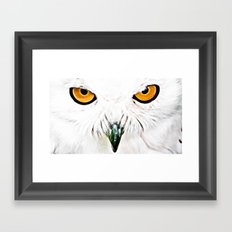 What You Looking At? Framed Art Print