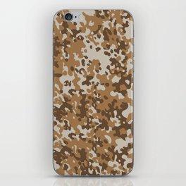 Military Camo iPhone Skin