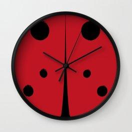 Lady B Wall Clock