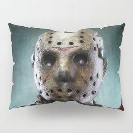 Jason Voorhees Pillow Sham