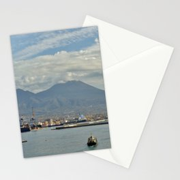 Mt. Vesuvius Stationery Cards