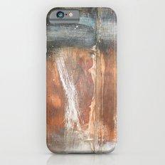 Wood Texture #2 Slim Case iPhone 6s