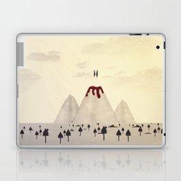 Fall With Me Laptop & iPad Skin