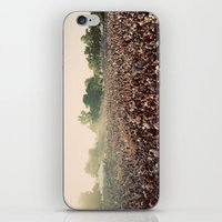 it crowd iPhone & iPod Skins featuring crowd by Jason Domingues