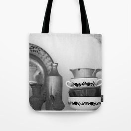 Pottery still life Tote Bag