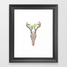 rudolph Framed Art Print
