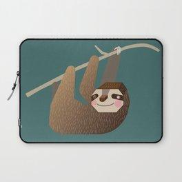 Sleepy Sloth Laptop Sleeve