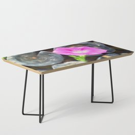 just a lovely flower Coffee Table