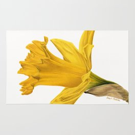 Herald Of Spring Rug
