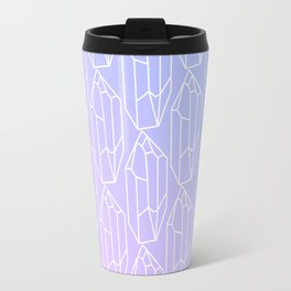 Crystal Pattern Travel Mug
