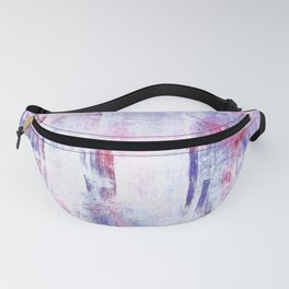 Berries And Cream Fanny Pack