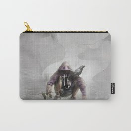 The Crow of Zagreb Carry-All Pouch
