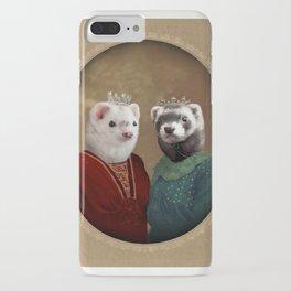 Skittle & Belette iPhone Case
