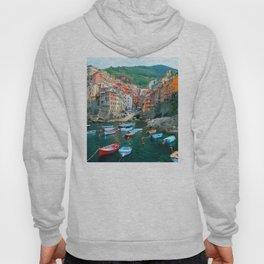 Italy. Cinque Terre marina Hoody