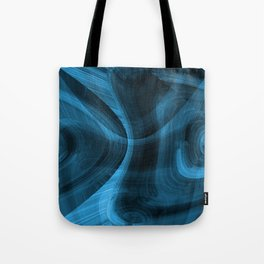 Bluish Black Hole Tote Bag