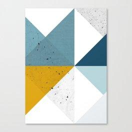 Modern Geometric 17 Canvas Print