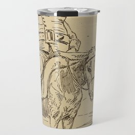 Sancho Travel Mug